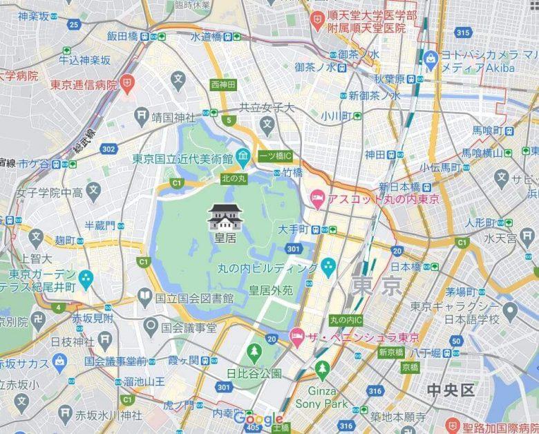 千代田の電波状況